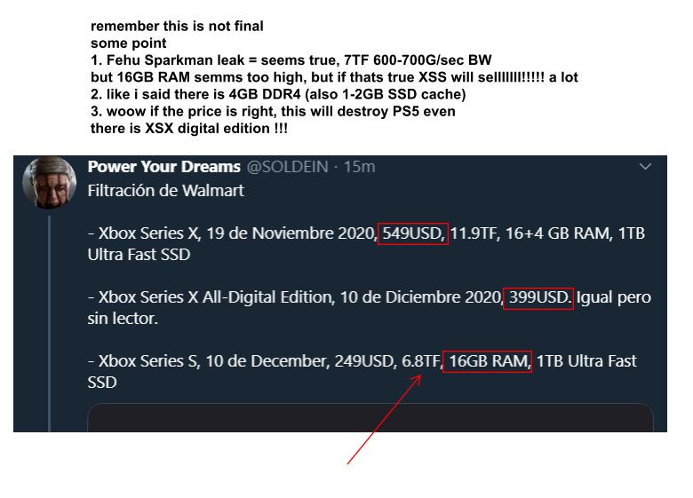 g8jw9eq - 速報、XBOX seriesは3機種発売か