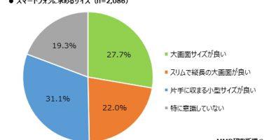 1 39 384x200 - 【速報】10〜20代の若者の40%以上がスマホの「小型化」を希望 (ヽ゜ん゜)「小さいスマホなんて誰も望んでない!!!」