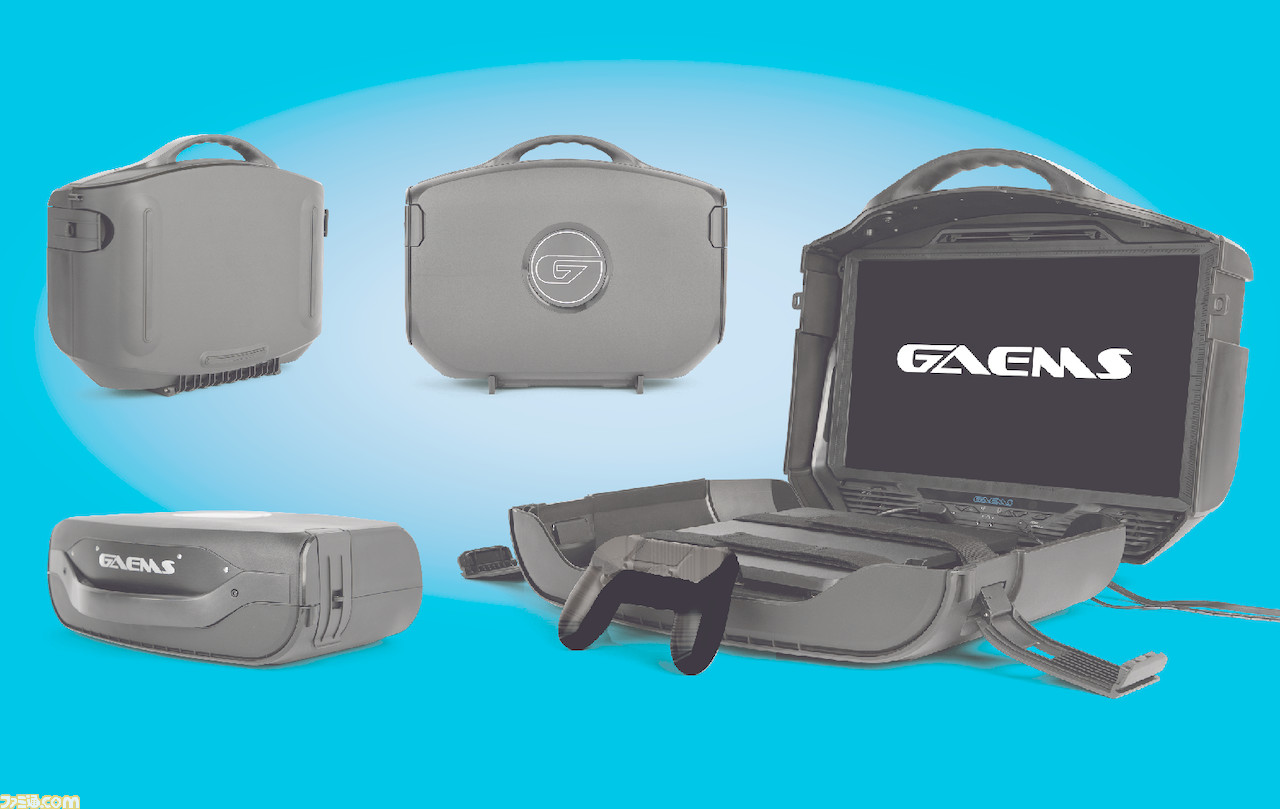 2 12 - PS4とモニターを一緒に持ち運べてスタバや公園で気軽にプレイできる「ポータブルゲーミングモニター(43,780円)」が発売