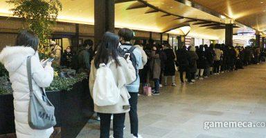 1 32 384x200 - 【朗報】韓国で「どうぶつの森」を求めて大行列 販売数70個に3000人以上が並んでしまう