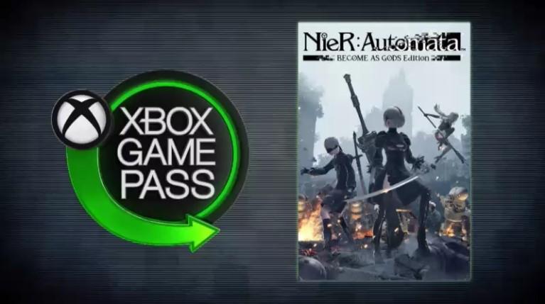 1 40 - ニーア、Xbox Game Pass入り