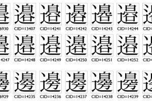 20070910162338 300x200 - マイクロソフト「外字の利用をやめてください」