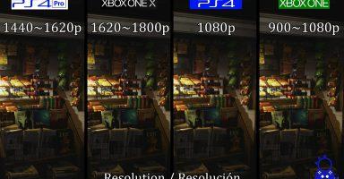 9o5JGWA 384x200 - バイオ3リメイク、PS4proの大幅な劣化が判明する