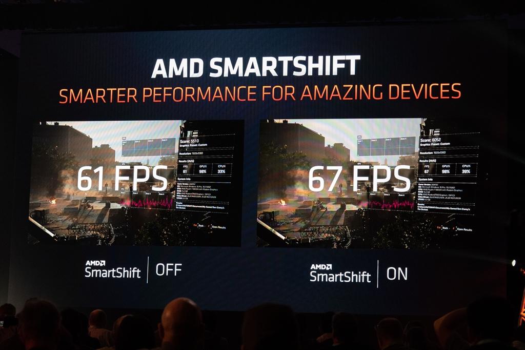 AMDconference2020 017 1024x682 - 【悲報】PS5のスペックがまたAMDからリーク、GPU:RX5600XT (7TF)、CPU:R7 4800U
