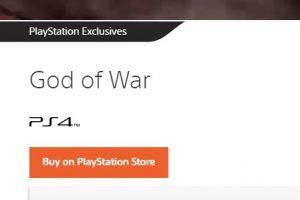 ET6ac3AXsAAsP5t 300x200 - ゴッドオブウォー、ストアページからOnly On PlayStationの表記が消える PCでも発売か?