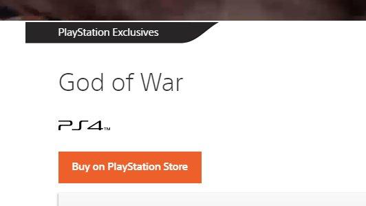 ET6ac3AXsAAsP5t - ゴッドオブウォー、ストアページからOnly On PlayStationの表記が消える PCでも発売か?