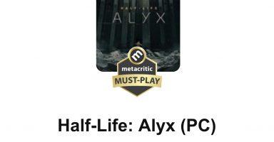 veDQ1Bx 384x200 - half-life alyx、VRゲームの頂点に立ってしまう