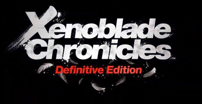 xenoblade chronicles definitive edition 1 656x338 1 - ゼノブレイドDEのeショップページキター♪─O(≧∇≦)O─♪