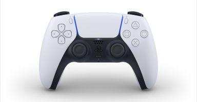 001 384x200 - 【画像】ソニー、PS5のコントローラーを公開