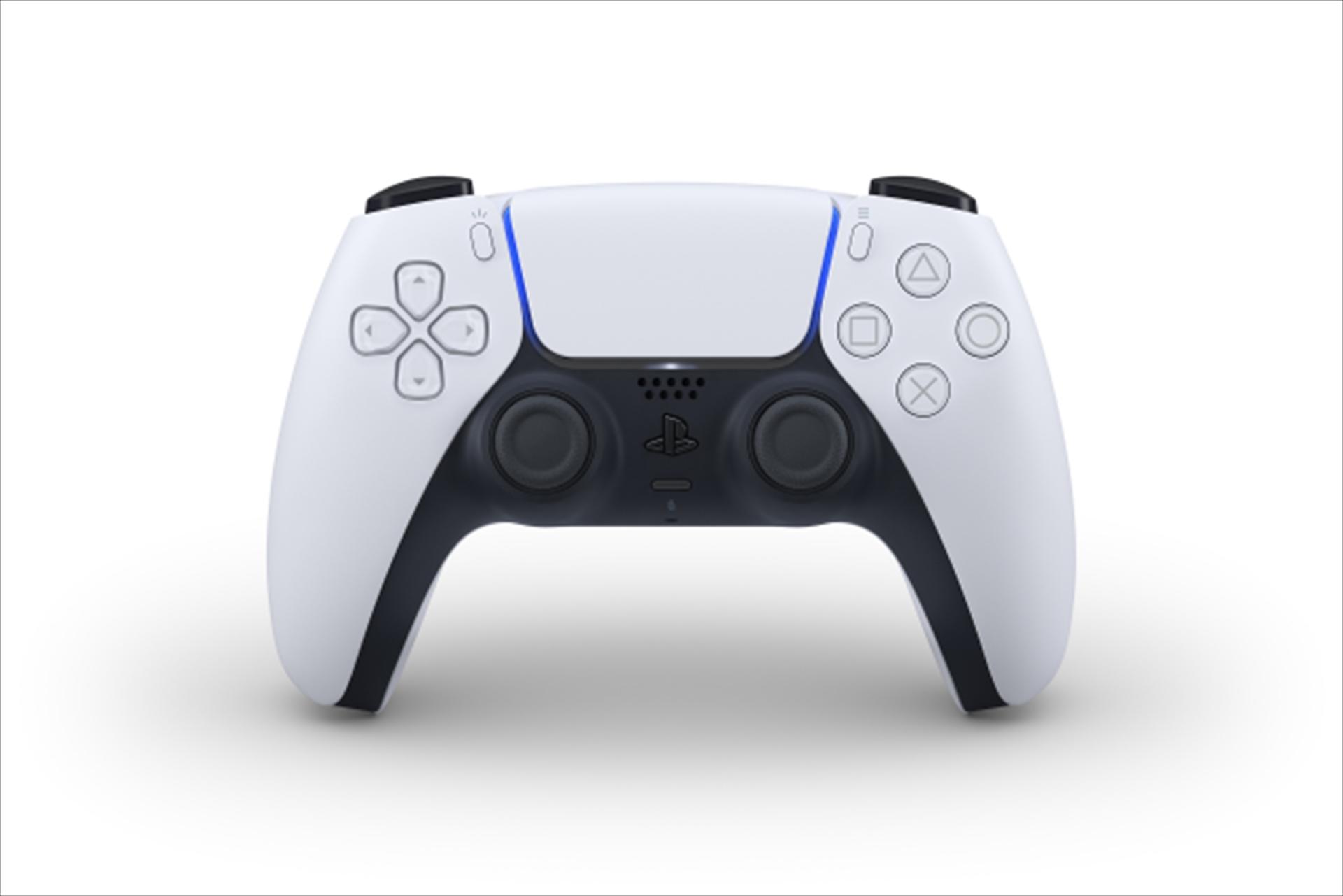 001 - 【画像】ソニー、PS5のコントローラーを公開