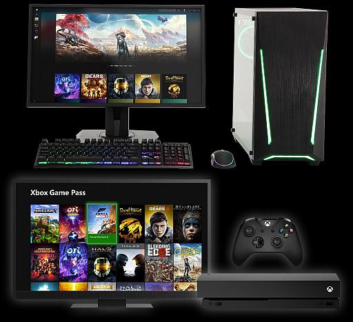 002 - Xbox OneやPCでゲーム遊び放題、「Xbox Game Pass」4月14日よりサービス開始