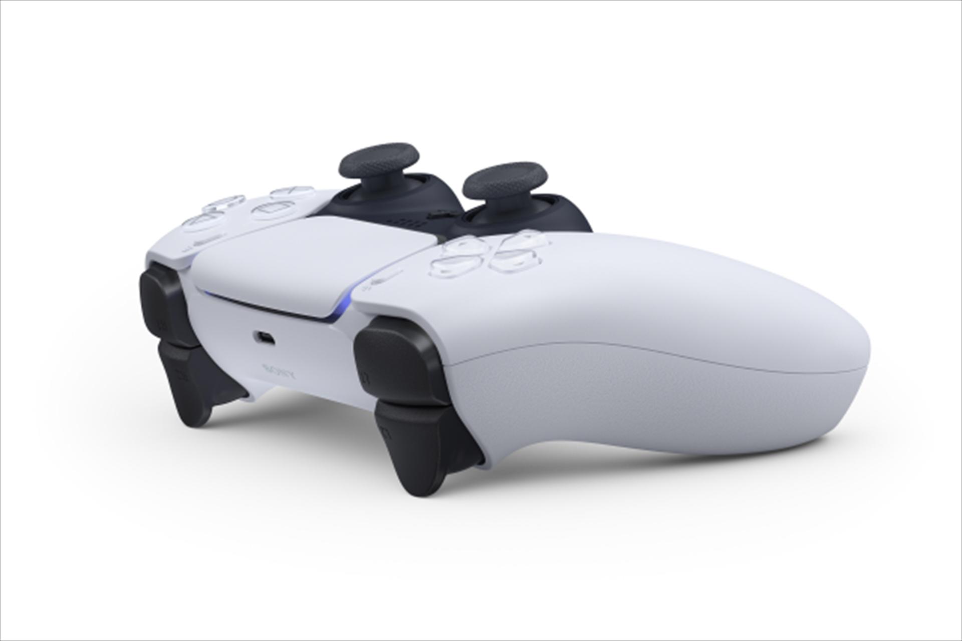 003 - 【画像】ソニー、PS5のコントローラーを公開