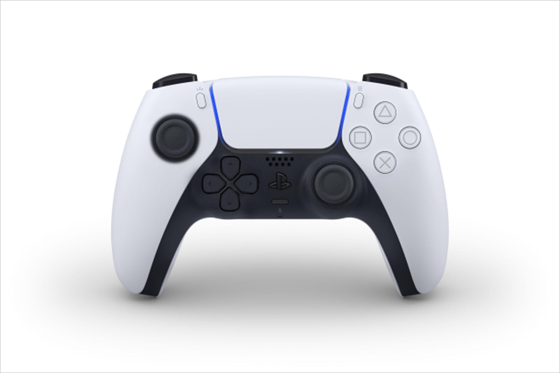 1 8 - 【画像】ソニー、PS5のコントローラーを公開