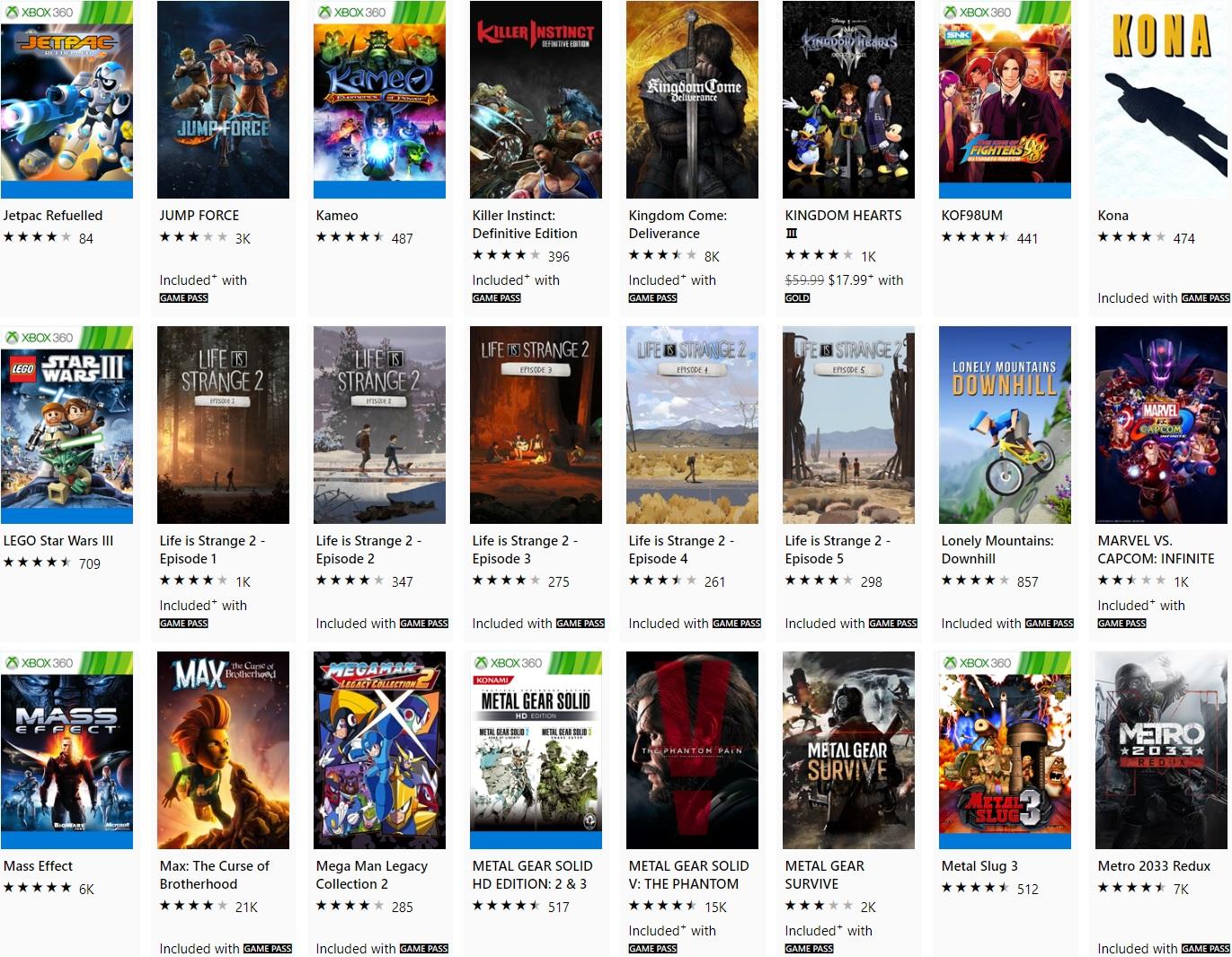 4DtCN1C - Xbox OneやPCでゲーム遊び放題、「Xbox Game Pass」4月14日よりサービス開始