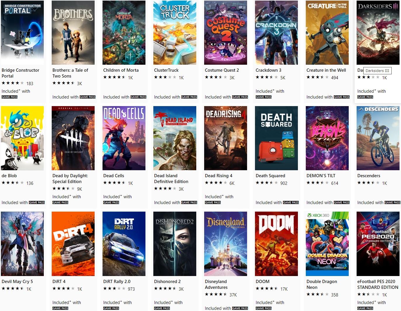 GfUuHHs - Xbox OneやPCでゲーム遊び放題、「Xbox Game Pass」4月14日よりサービス開始
