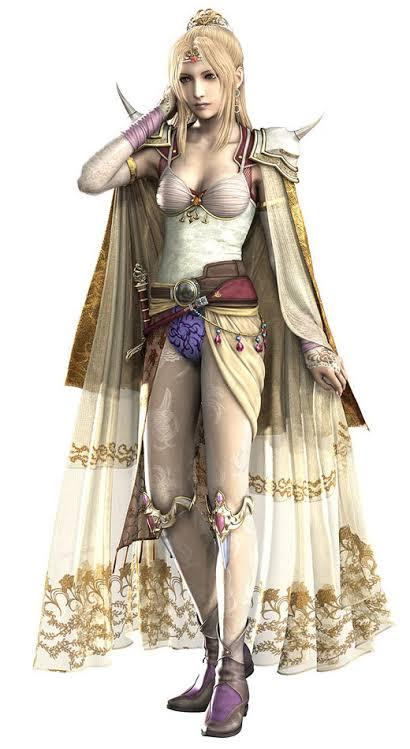 QD0KwRa - ff7rでティファとか言うデカパイバカ女の人気が急落してエアリスが大勝利した件