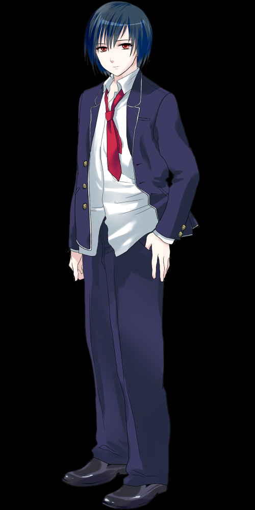nRouRVz - 乙女ゲーの主人公、可愛い