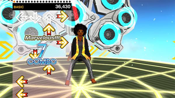 001 - 【DDR】コナミ、PCのブラウザで遊べる「DanceDanceRevolution V」発表💃