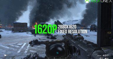 1A2F4vk 1 384x200 - 「CoD:MW2リマスター」Xbox One X版をPS4 Proと全く同じグラフィックにしてしまい、メディアから酷評