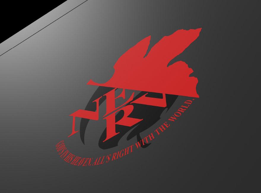 3 6 - エヴァンゲリオン特別限定デザイン 富士通ノートパソコン¥250000 Corei7SSD1TBメモリ16GB