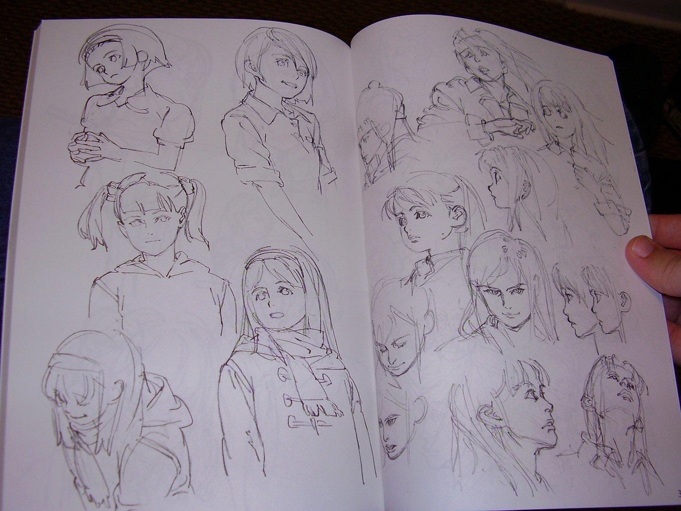33 - 【画像】めちゃめちゃ絵がうまいアニメーターが見つかる