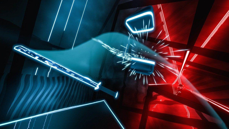 Cul oculusquest 1 6mcmIPzDb1pH8XzHz rf8A - 【動画】 VRゲーム「Beat Saber」 コロナ禍の自宅待機でも楽しく運動できると話題