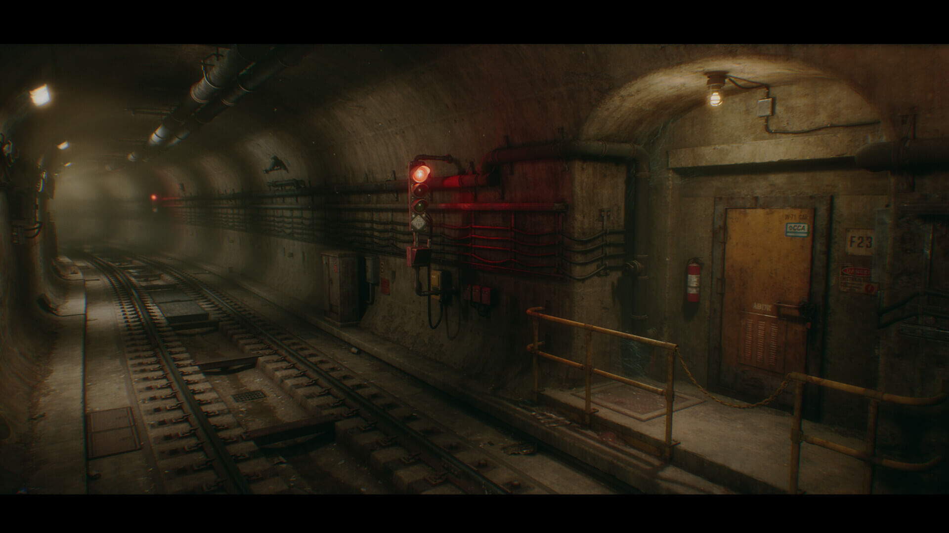 dekogon studios subwaytunnel screenshot05 - 【画像】『PS5』世代のゲームはこんな感じのグラフィックになるらしい