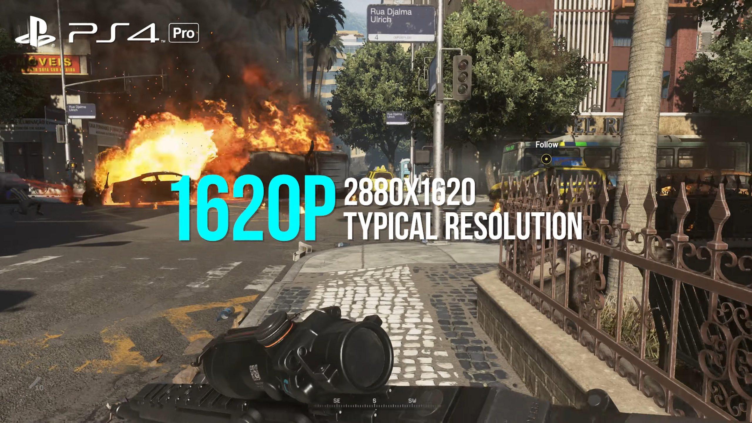 kPdmORm scaled - 「CoD:MW2リマスター」Xbox One X版をPS4 Proと全く同じグラフィックにしてしまい、メディアから酷評