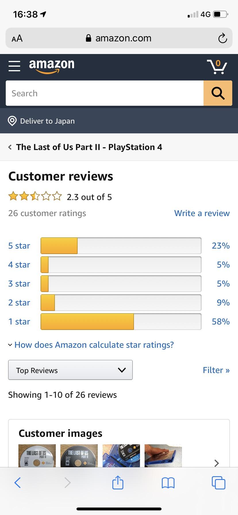 0mG7S5B - 【衝撃】PS4ゲームのラストオブアス2大炎上 / 購入者激怒した3の理由「見たくないもの見せられた」★2