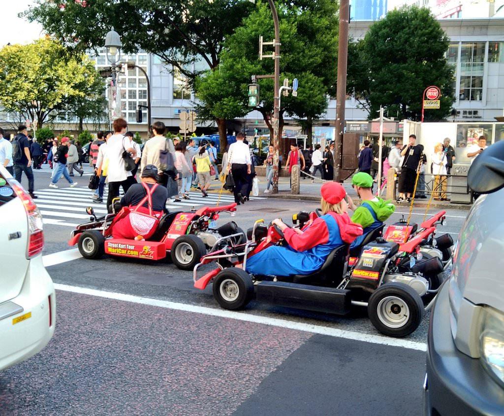 6 3 - 任天堂を舐めくさってた公道マリオカートさん、経営難でクラウドファンディングに頼るも500円しか集まらない