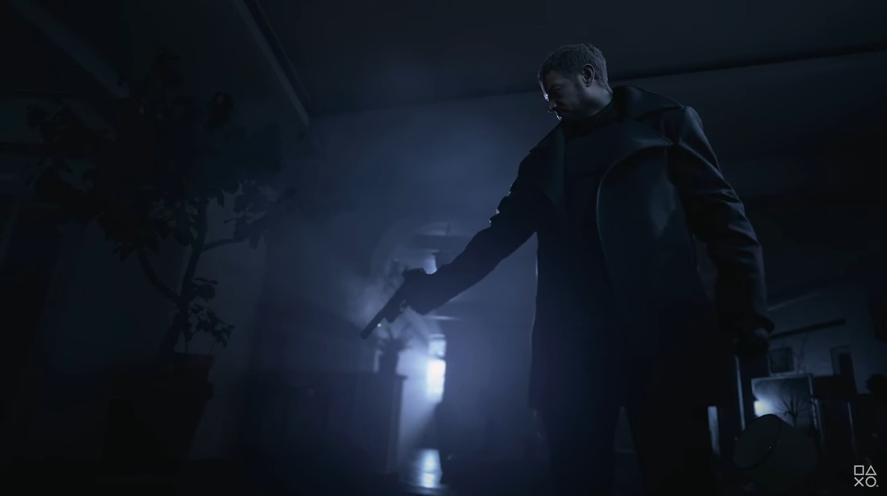 8 3 - PS 5「バイオハザードⅧ」クリスさん、何故かイーサンを射殺。