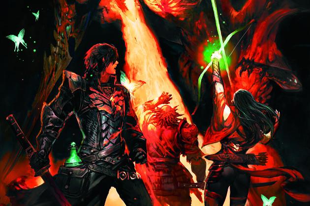EZb0wxjVcAACG4B - 剣や魔法の世界のRPGに「機械や未来的な要素」を登場させたのっていつからなんだ?