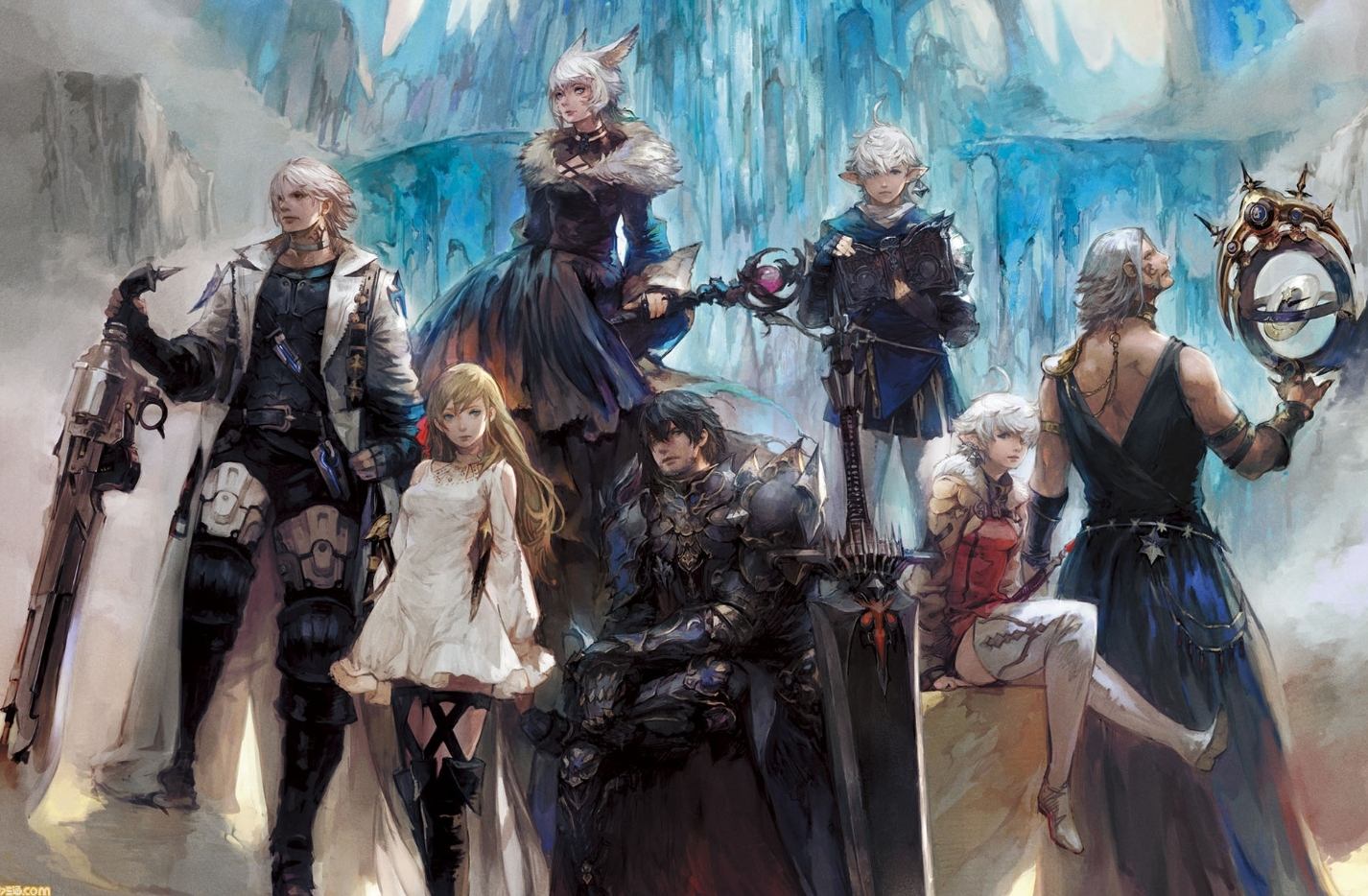 OUC0bE0 - 【悲報】スクエニ、FF16の発売とルミナスによる新作OW RPGを発表予定。