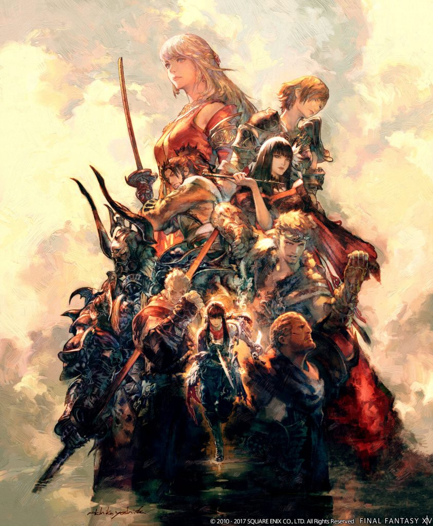 P4j7ZnI 1 - 【悲報】スクエニ、FF16の発売とルミナスによる新作OW RPGを発表予定。