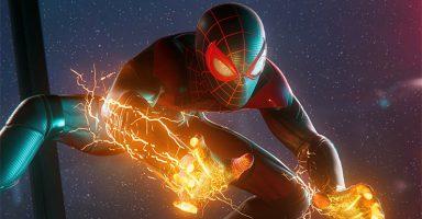 WCCFspidermanmilesmorales1 384x200 - 【悲報】PS5のスパイダーマン新作、5~10時間程度でクリアできる代物だった