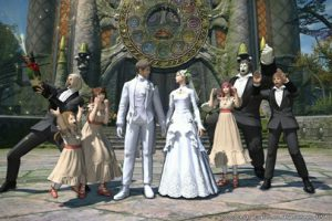 b1d82812 s 300x200 - 【悲報】FF14民「他人のエタバン(ゲーム内の結婚式)に白いドレス着てくる非常識なメスキャラ」で大論争が起こってしまう
