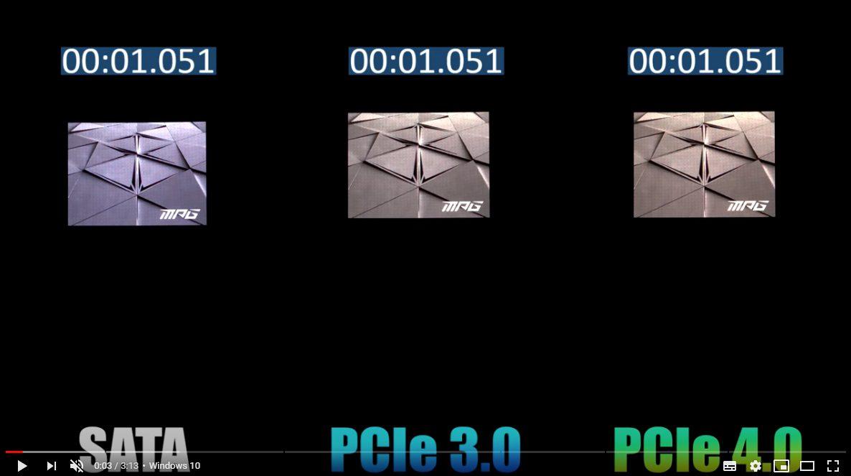 f81fd2e4c52864042852c112ce927ae2 17 - 【悲報】ゲーミングPCの5000MB/s超高速PCIe4SSDさん、ロード時間30秒を記録してしまうw