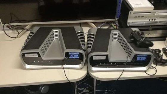 fUstMBG - PS5の厚みがPS4Proの2倍になるというリーク