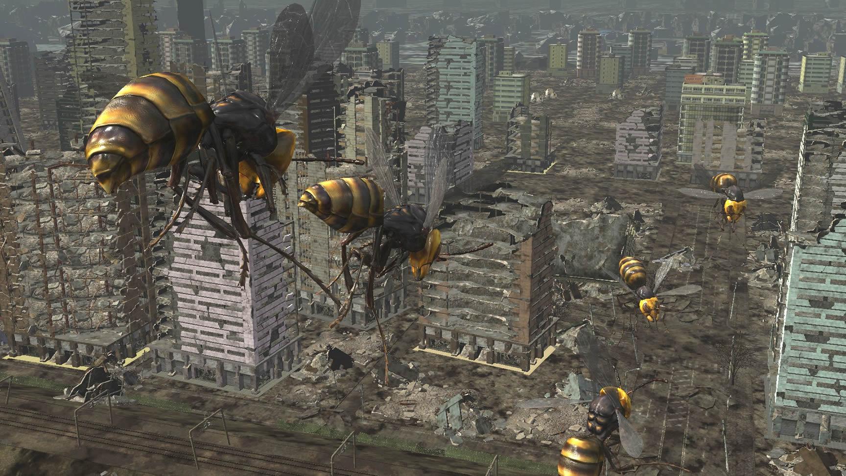 pRayg1t - 【EDF6】PS4/Swichに地球防衛軍の新作が登場!
