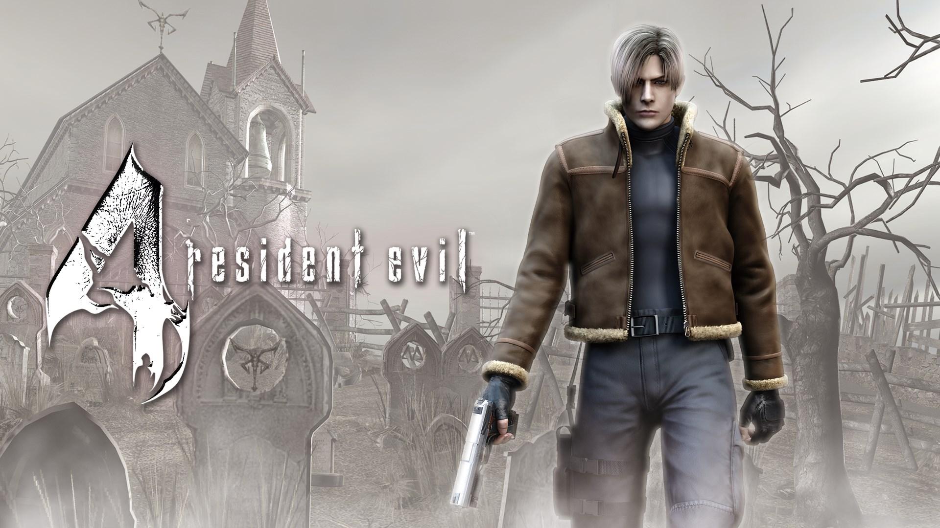 resident evil 4 - 『バイオハザードRE4』、キタ━━━━(゚∀。)━━━━!?