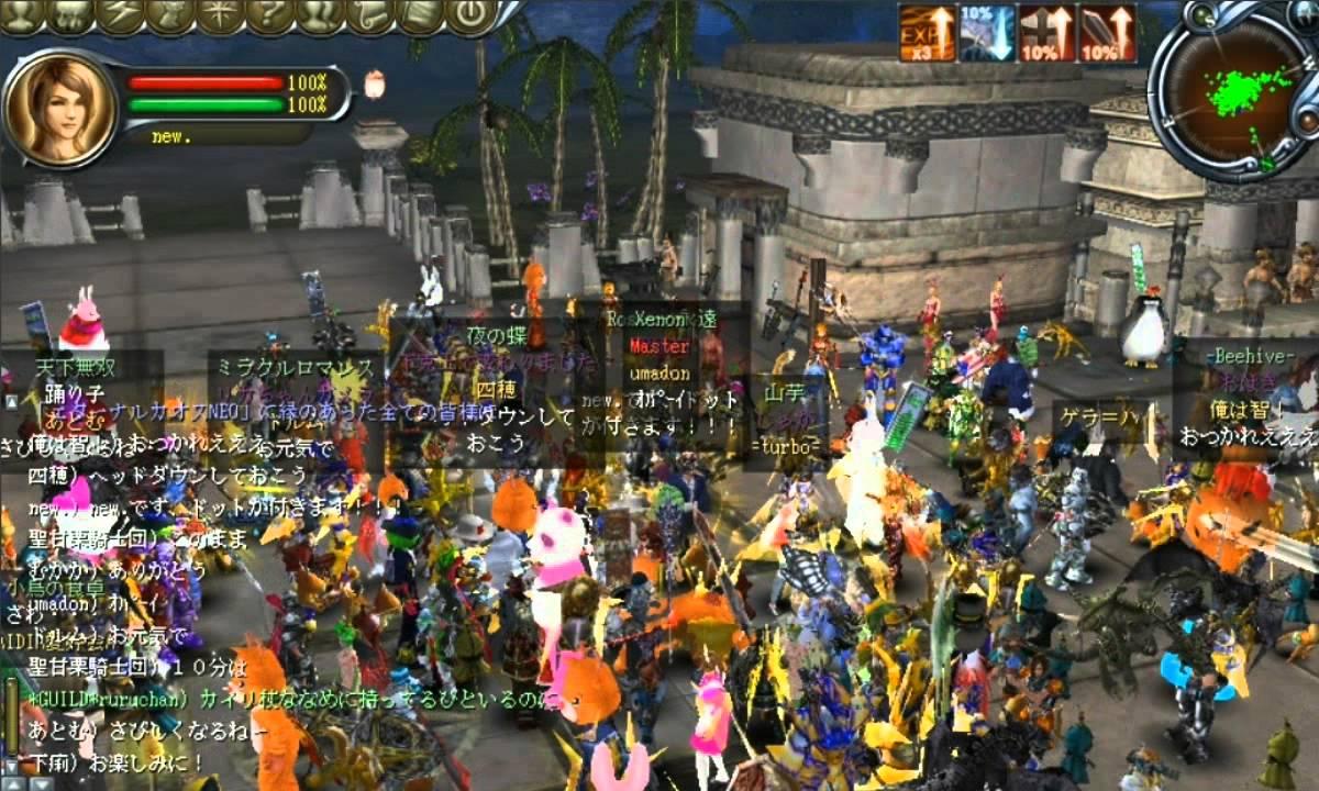 13 - MMORPG「Ragnarok ORIGIN」が韓国でサービス開始。事前登録は150万人