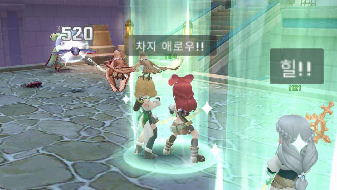 6 4 - MMORPG「Ragnarok ORIGIN」が韓国でサービス開始。事前登録は150万人