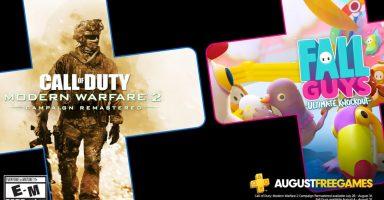 aoqph xi1l7 384x200 - 【悲報】PS4、8月フリプ「COD:MW II(今年4月発売)」と「Fall Guys(今年8月発売予定)」のクソゲーで終わる