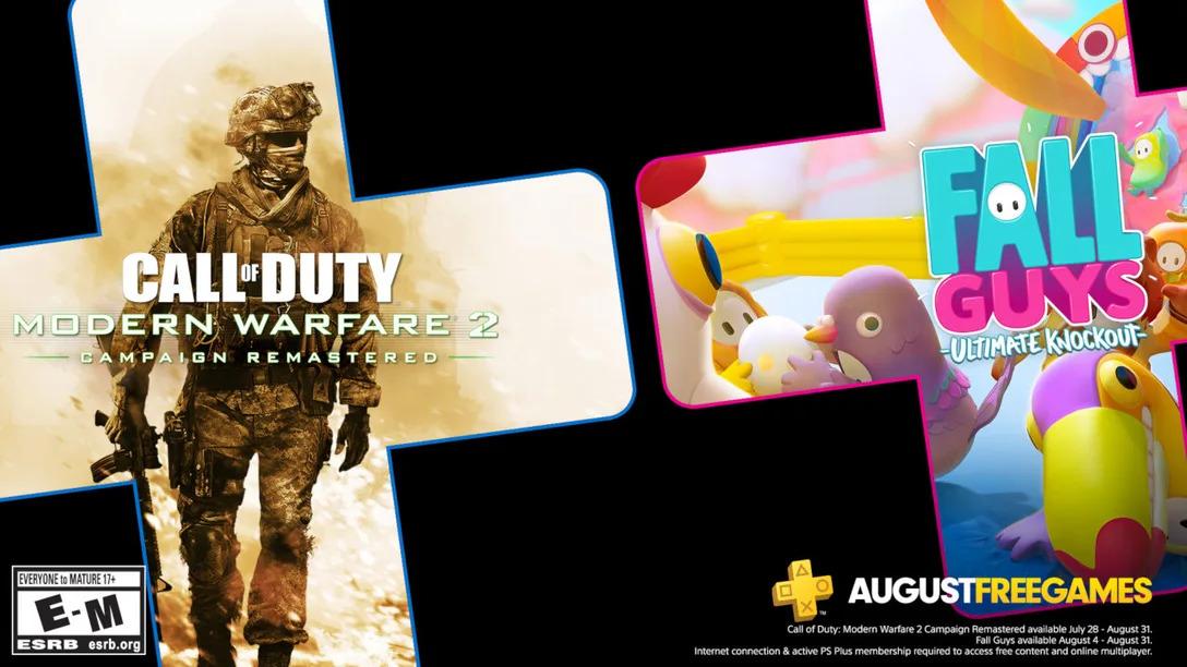 aoqph xi1l7 - 【悲報】PS4、8月フリプ「COD:MW II(今年4月発売)」と「Fall Guys(今年8月発売予定)」のクソゲーで終わる
