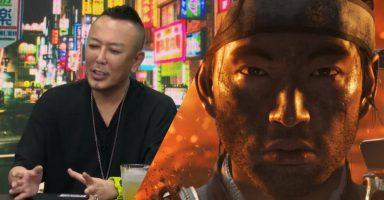 ddbbab03e70b115187f283f56d3cab6f 384x200 - セガ名越「Ghost of Tsushimaは日本が作らなくちゃいけないゲームだった。正直に言うと負けた。」