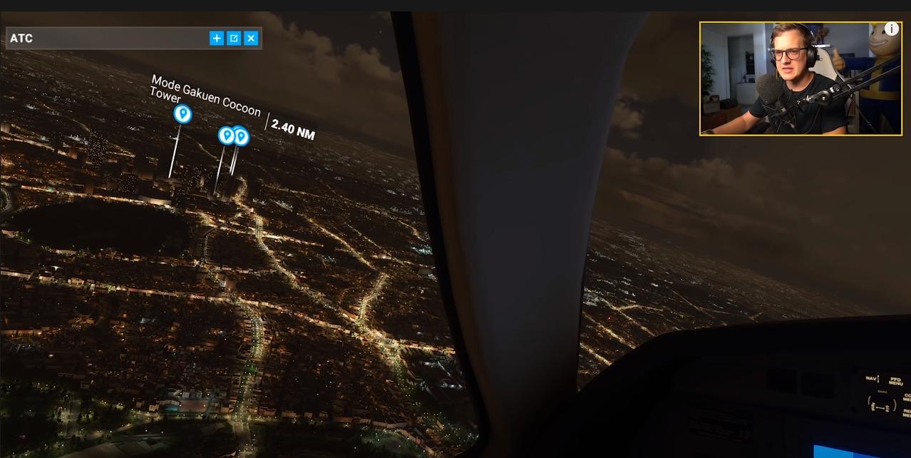 2 25 - 【動画あり】完全に実写な次世代ゲーム「Microsoft Flight Simulator」本日発売!! これがゲームとはマジで信じられないレベル