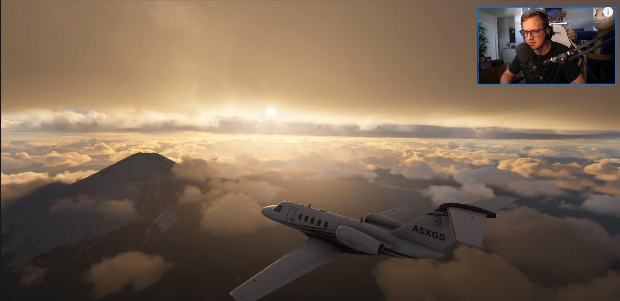 3 25 - 【動画あり】完全に実写な次世代ゲーム「Microsoft Flight Simulator」本日発売!! これがゲームとはマジで信じられないレベル