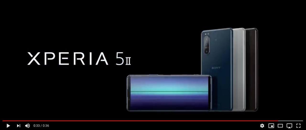 3 33 - ソニーXperia 5 IIがリークキタ♪───O(≧∇≦)O────♪