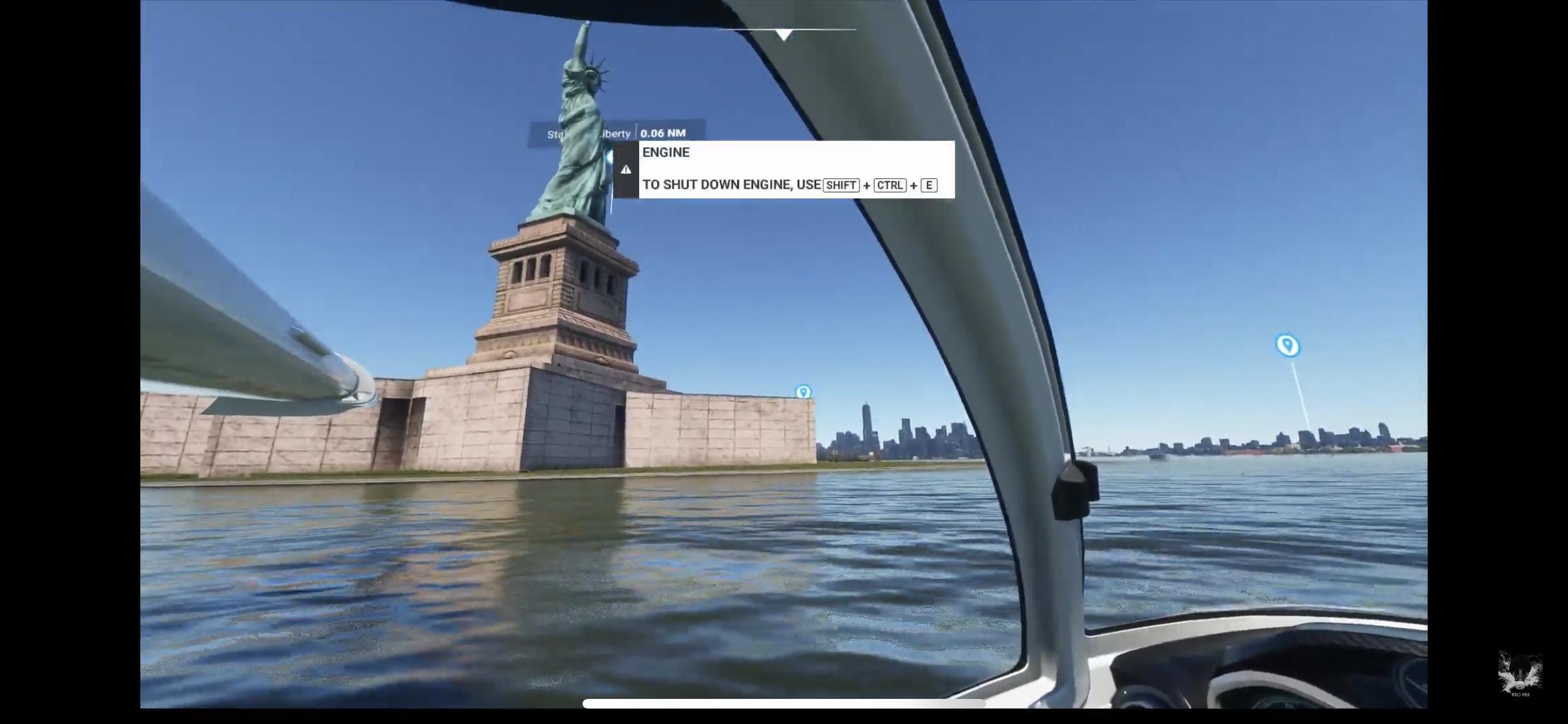4o02f8l - 神ゲー『Microsoft Flight Simulator』の地上グラフィックがマジでショボすぎる