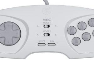 NEC PC FX Controller Flat 300x200 - Ⅳ「4です」Ⅵ「6です」←バカじゃねえの